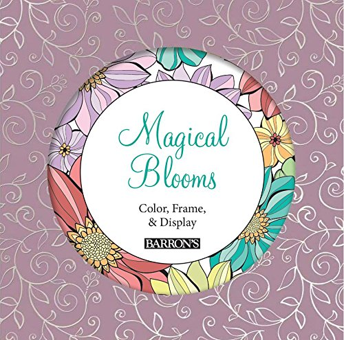 Magical Blooms Color Frame Display product image