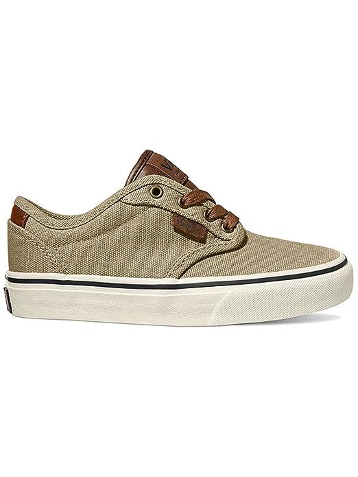 Vans Atwood Sneaker Deluxe Unisex-Kinder Braun