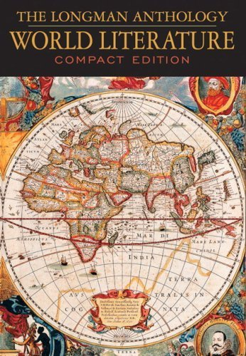Longman Anthology of World Literature, The, Compact Edition by Damrosch, David, Alliston, April, Brown, Marshall, duBois, P 1st (first) (2007) Paperback