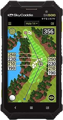 SkyCaddie SX500, Handheld Golf GPS