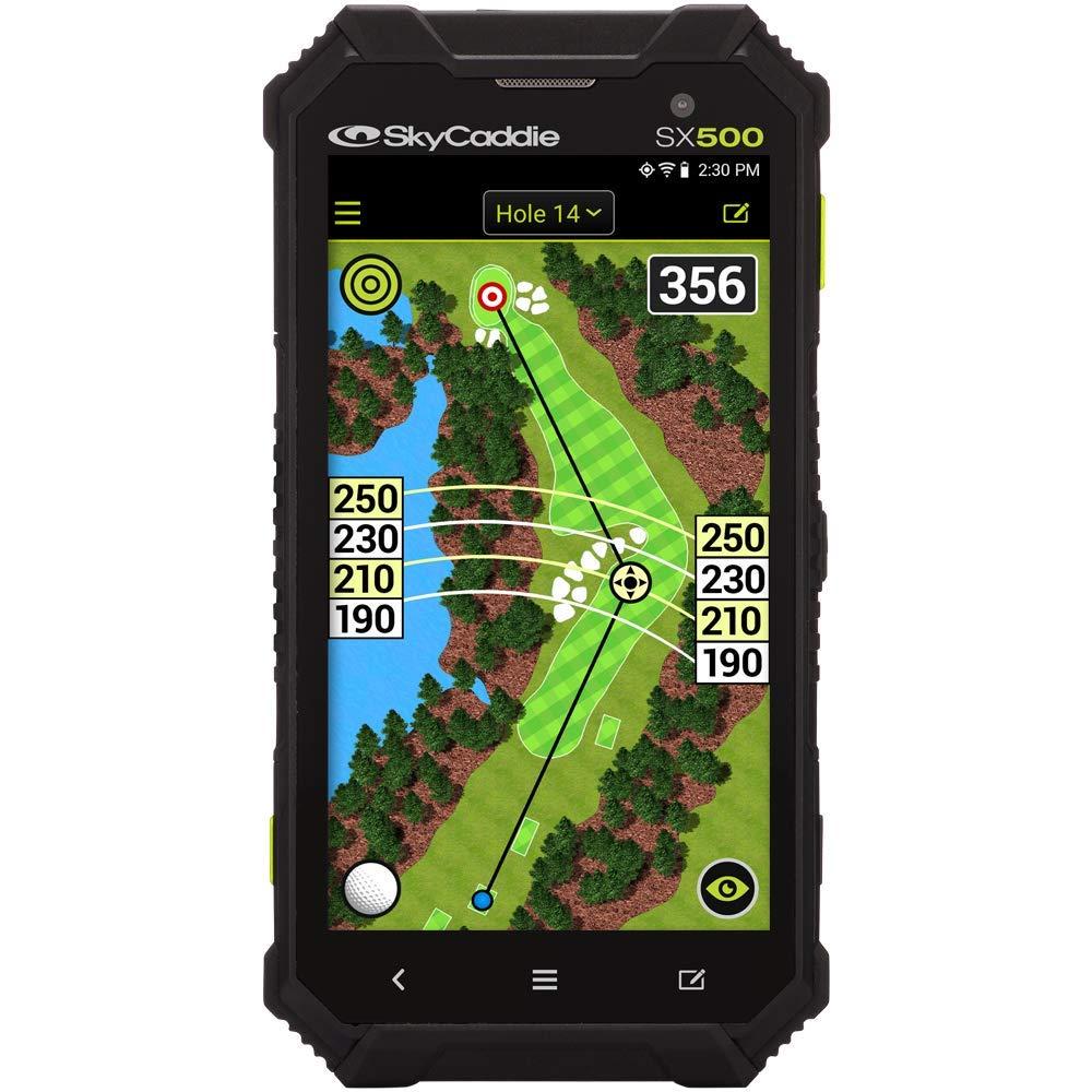 SkyCaddie SX500, Handheld Golf GPS by SkyCaddie