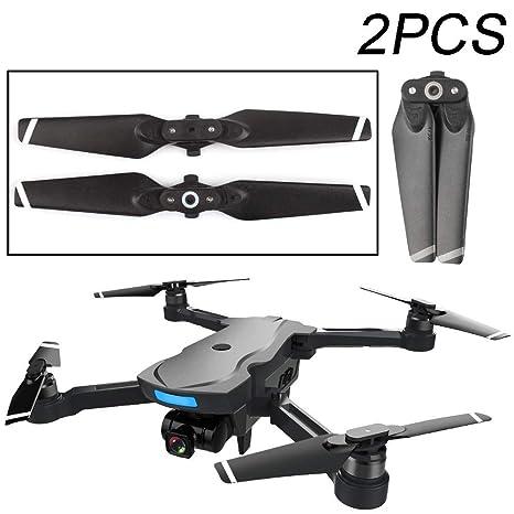DICPOLIA Drone Mavic Pro hélices de bajo Ruido, con diseño ...