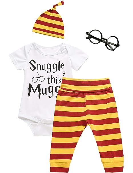 Amazon.com: Crazybee - Juego de 3 piezas para bebé y niña ...