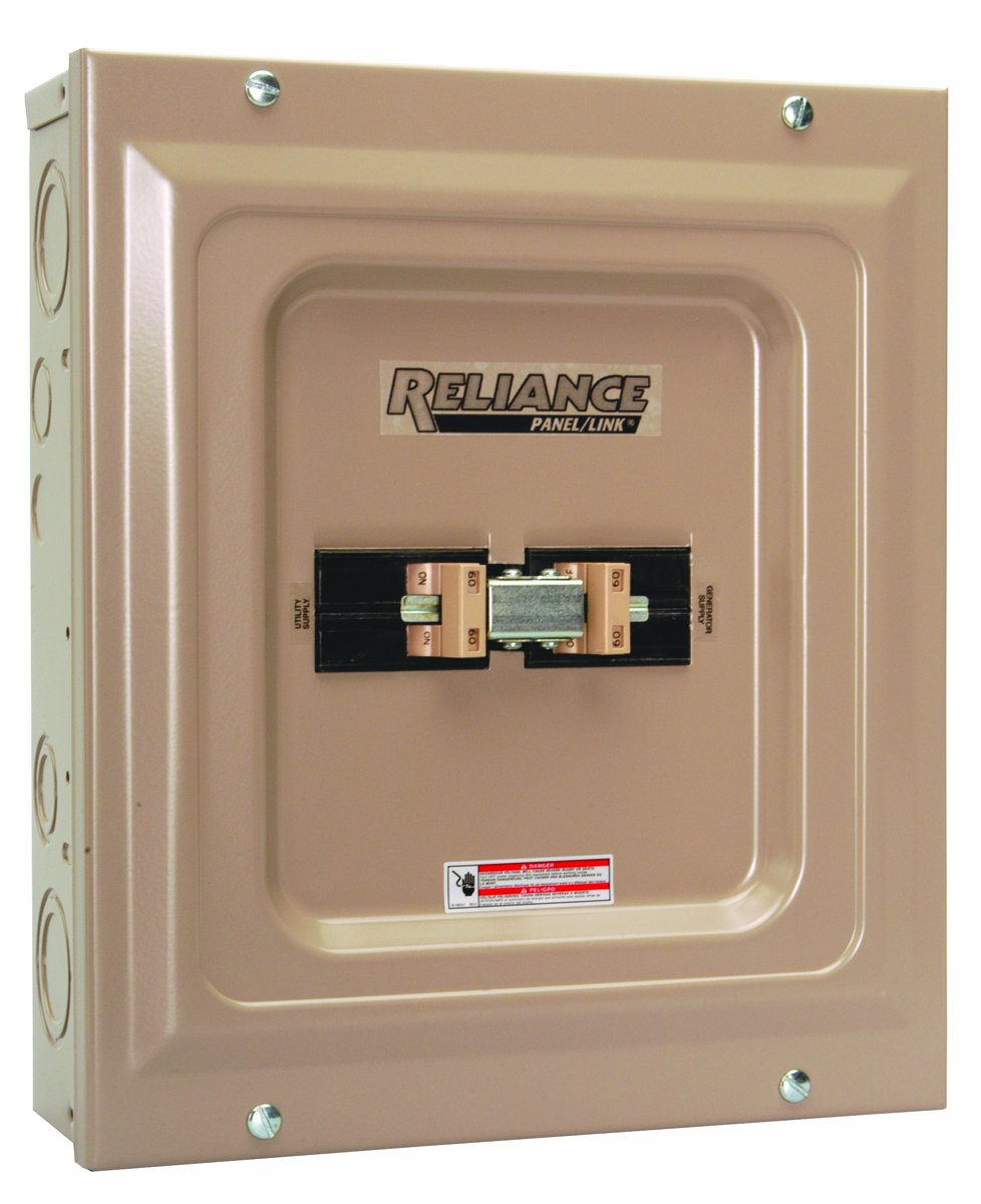 Amazon.com : Reliance Controls Corporation TCA0606D Panel/Link ...