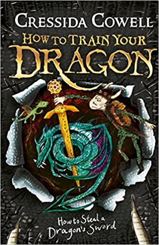 How to steal a dragons sword book 9 how to train your dragon how to steal a dragons sword book 9 how to train your dragon amazon cressida cowell 9781444900941 books ccuart Image collections