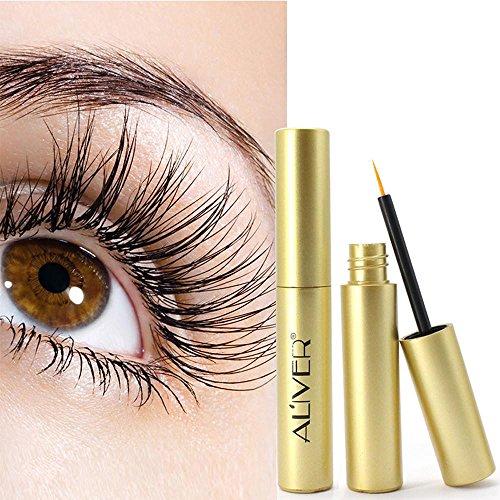 EyeLash Rapid Growth Liquid, Lotus.flower Most Effective Asia's Eyelash Growth Serum Oil Natural Extract
