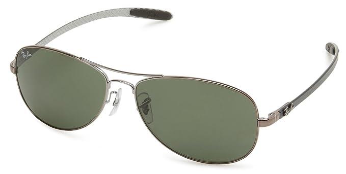 Ray-Ban Gafas de sol RB8301 Tech Carbon Fibre - 130/71: Caña de ...