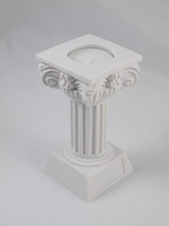 Composite Order Colonna Portacandele Antico Greco Decorazione Architettura 4.7