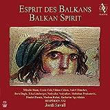 El Espíritu De Los Balcanes;  Jordi Savall
