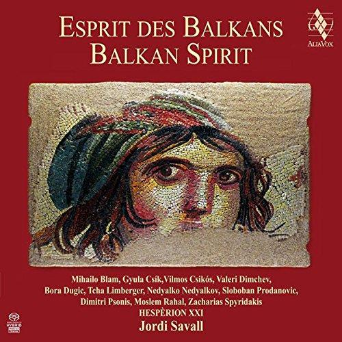 Price comparison product image Esprit des Balkans