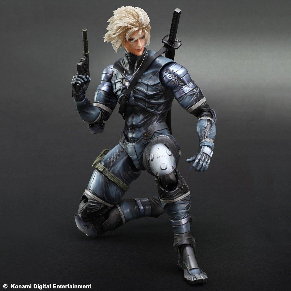 Square Enix Figur Metal Gear Solid 2 Raiden Amazonde Spielzeug