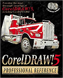 Book CorelDraw! 5 Professional Reference