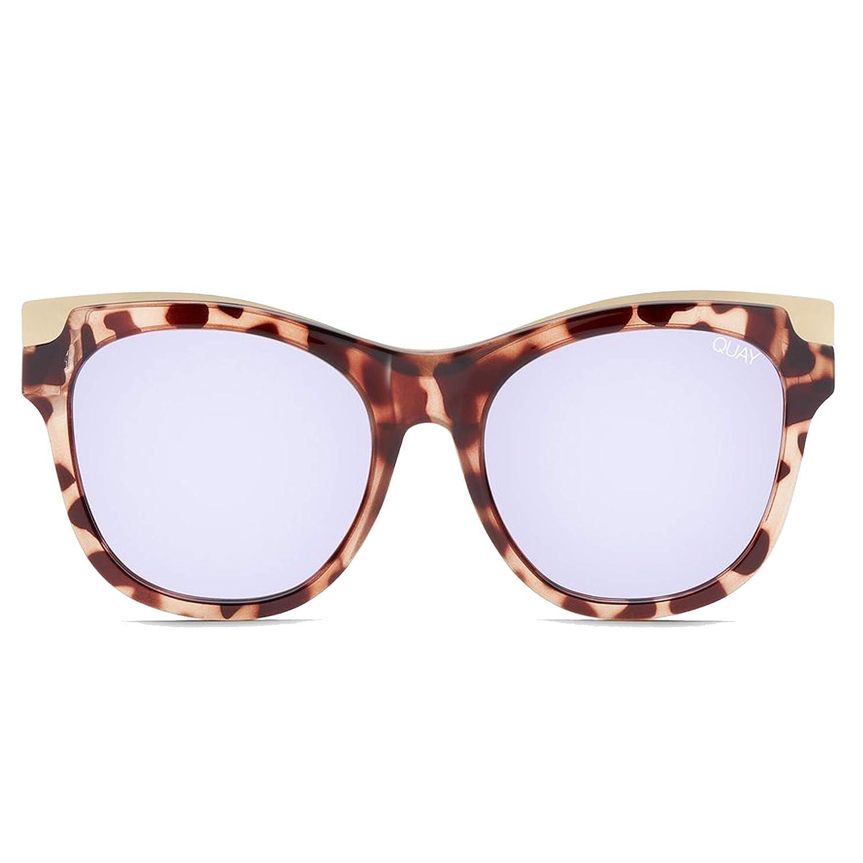 9afcf05a16 Amazon.com  Quay Australia Women s It s My Way Sunglasses (Tortoise Gold
