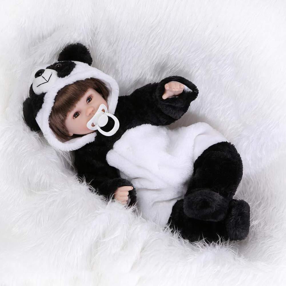 MGF 965 Reborn Baby Doll, Lifelike Realistic Baby Doll, 18-Zoll-Baby, Geschenk für Kinder für das Alter 3 + B07L6F5G1M Babypuppen Verkauf Online-Shop | Zürich