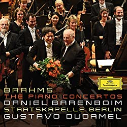Image of the product Brahms: The Piano that is listed on the catalogue brand of Deutsche Grammophon.