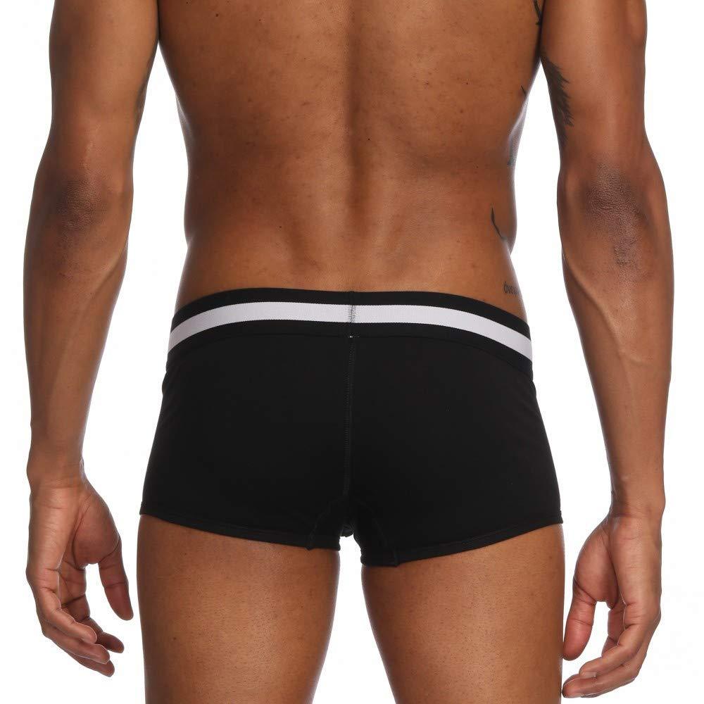 Boxerbriefs mit klassischer Passform UFACE 2019 Herren Boxershorts Retroshorts Men aus ultraweicher Baumwolle Komfort
