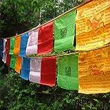 Tryforbest Prayer Flags