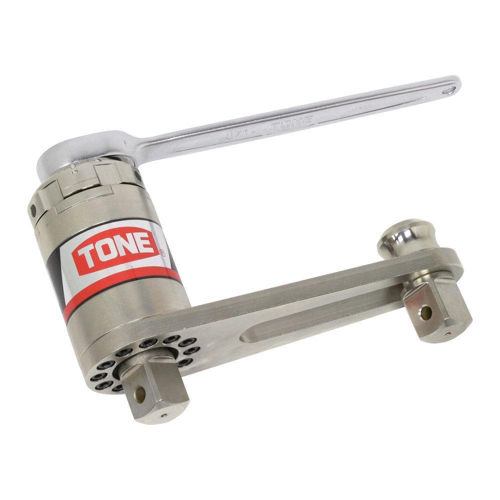 トネ(TONE) 強力パワーレンチ P150A 差込角12.7mm&25.4mm 1500Nm B00V5SAJOS