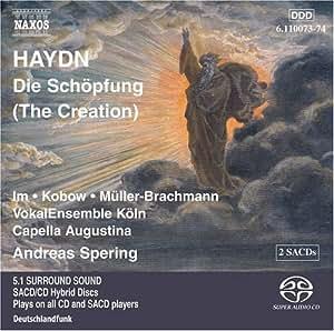 Haydn: the Creation Sacd