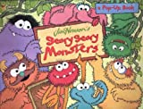 Jim Henson's Scary, Scary Monsters, Ellen Weiss and Larry Di Fiore, 0307332004