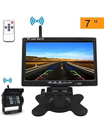 Color Gris CAR ROVER Asistente de Aparcamiento Revertir Sensor con visualizador con Sonido y 4 sensores