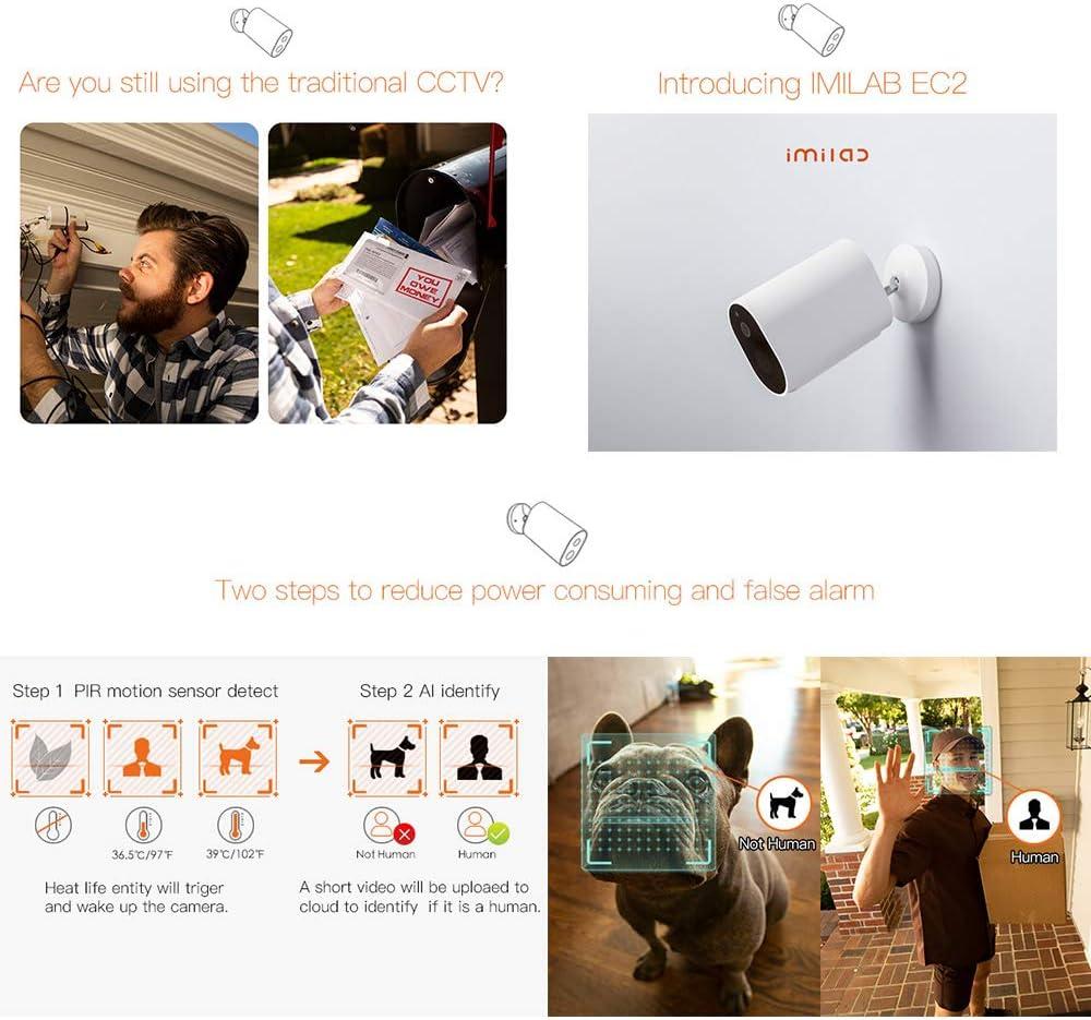 Xiaomi Imilab Ec2 Smart With Gateway Cmsxj11a Cmsxj11ag Baumarkt