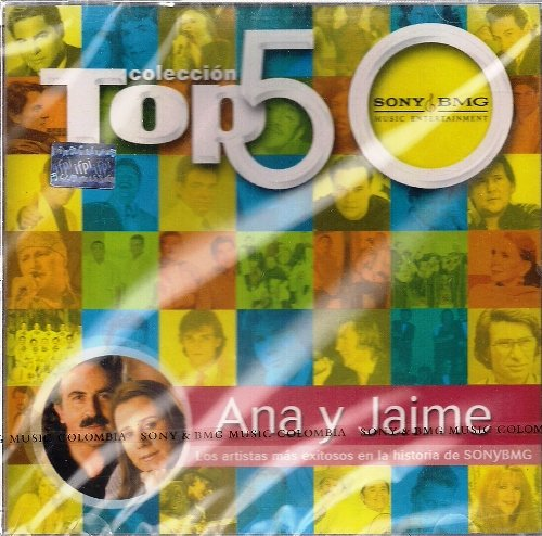 Coleccion Top 50 by SONY/BMG