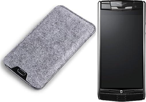 K-S-Trade® para Vertu Signature Touch Estuche protecto Case para ...