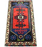 Modern mop handmade doormat 3,6x1,7 feet handwoven bath mat small rug Boho rug Turkish rug welcome mat bathroom rug