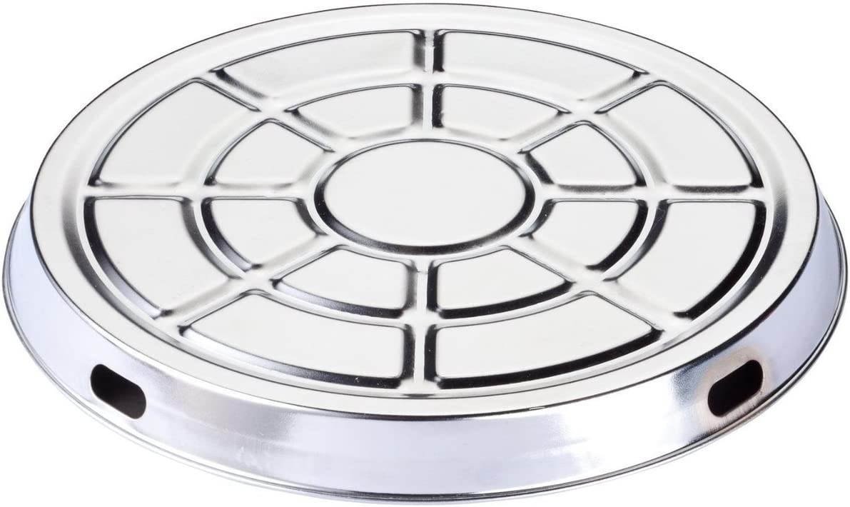 "ChefLand Heat Master Flame Tamer, 8"""