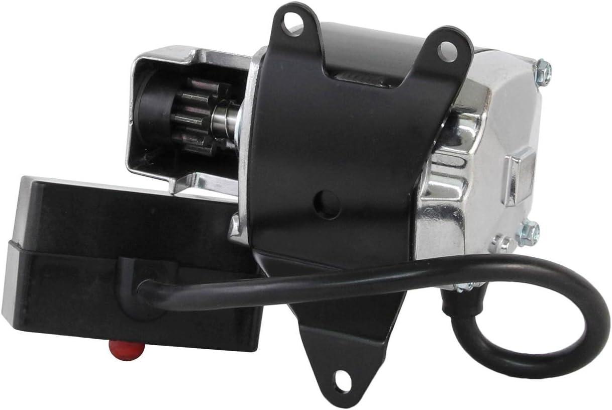 NEW 120V CCW 9T STARTER MOTOR FITS TECUMSEH ENGINE H35 33290D 33290E 33517 33290