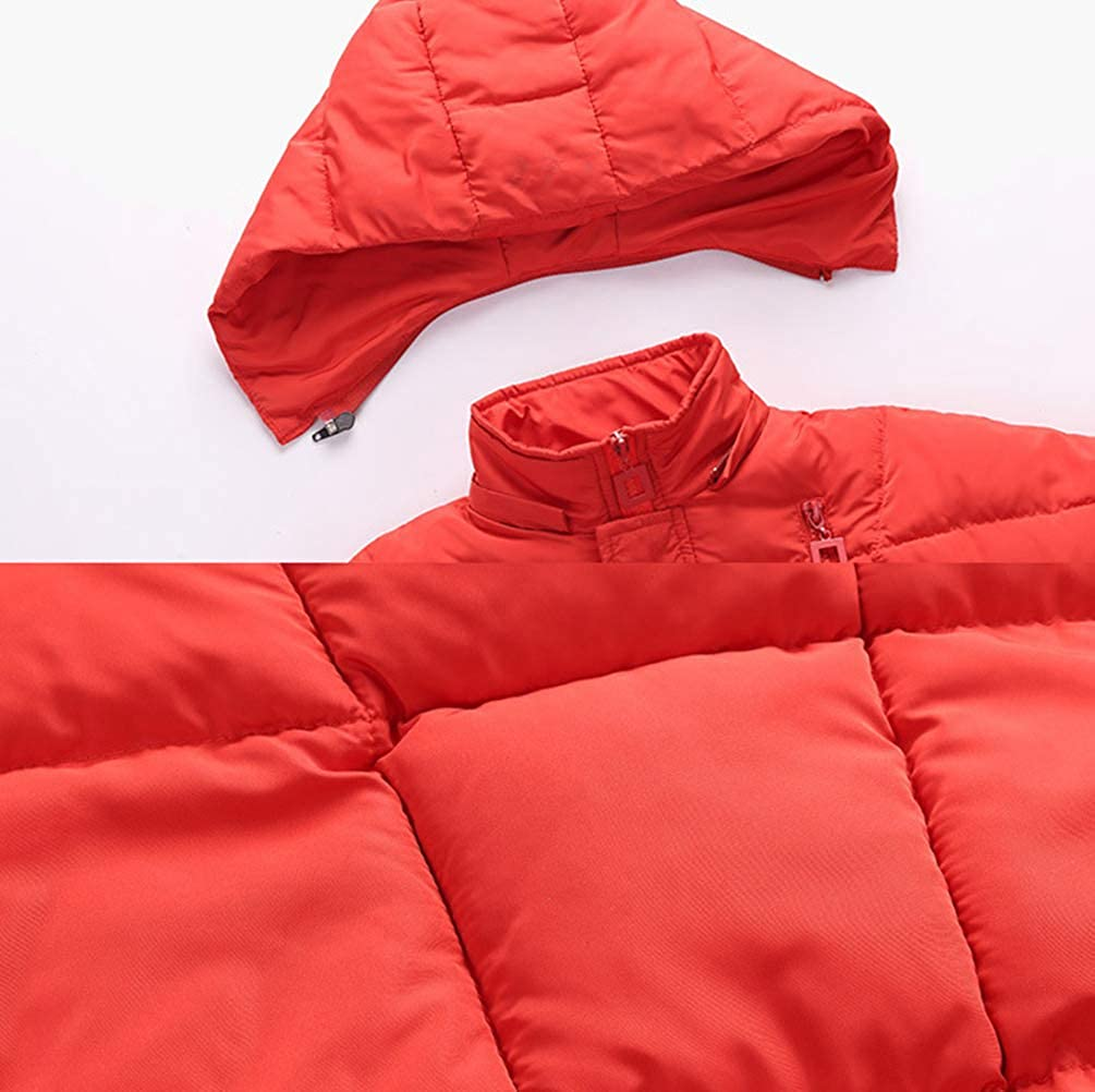 Baijiaye Baby Jungen M/ädchen Winterjacke Mit Kapuzen Steppjacke Winter Dicke Daunen Baumwolle Mantel Warm Rei/ßverschluss Jacken