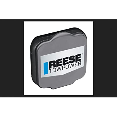 Reese Towpower 7074630 Spring Loaded Hitch Cover: Automotive