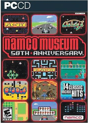 Amazon com: Namco Museum 50th Anniversary Collection - PC