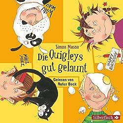 Die Quigleys gut gelaunt (Die Quigleys 4)