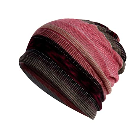 Shining-hat Otoño e Invierno Gorros Casuales de Terciopelo francés ...