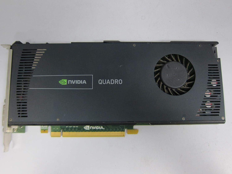 DELL 6WTYT - Dell/nVidia Quadro 4000 2GB GDDR5 PCI-E x16 Graphics Card