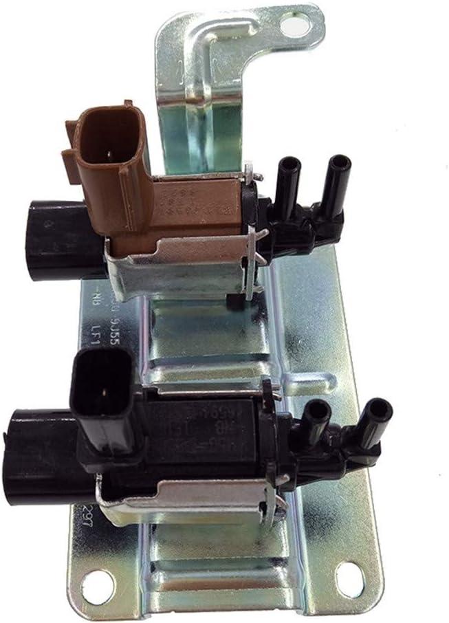 CT-CARID 4M5G-9A500 Intake Manifold Vacuum Runner Solenoid Valve K5T46597 K5T81777 for Mazda 3 5 6 CX-7