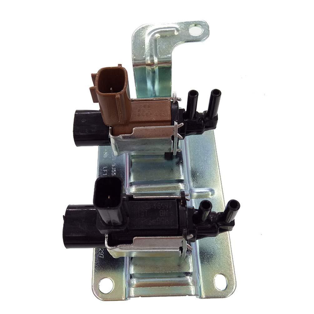 CT-CARID Intake Manifold Vacuum Runner Solenoid Valve K5T46597 K5T81777 4M5G-9A500 for Mazda 3 5 6 CX-7 Hot car parts