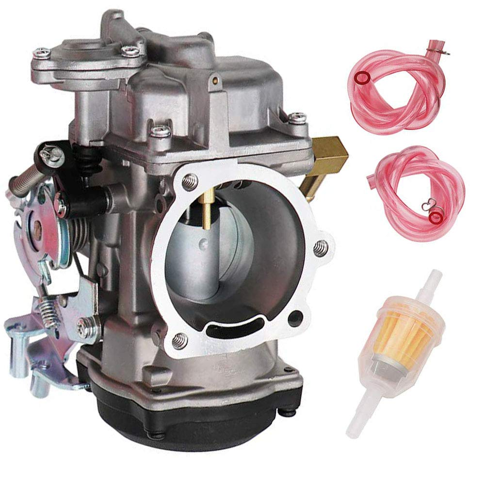 883 Carburetor Replace 27421-99C 27421-99A 27490-04 27465-04 for Harley Davidson Sportster 40mm CV 40 XL883 Carb by TOPEMAI by TOPEMAI