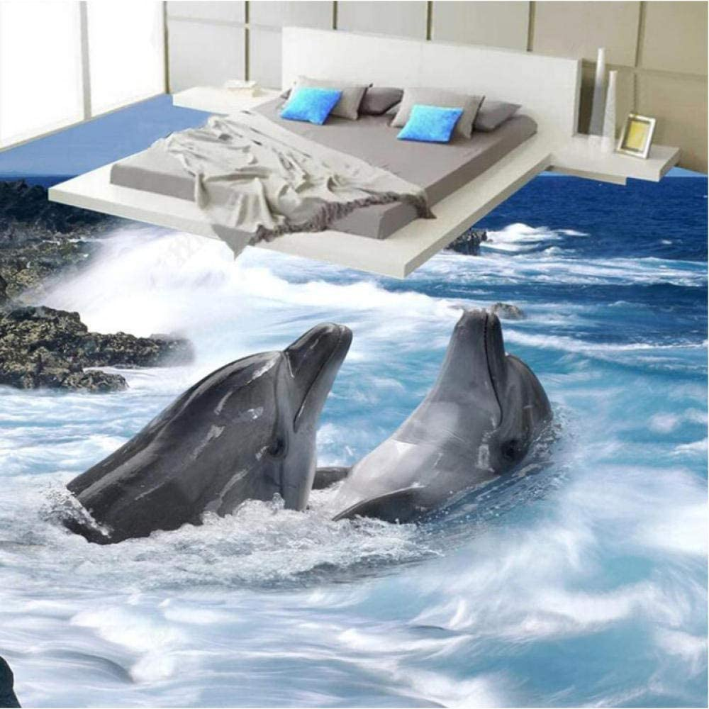 Amazon Com Lonfenner Pvc 3d Waterproof Floor Wallpaper 3d Stereo