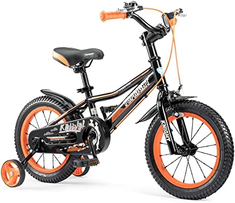 Bicyclehx Ligera Bicicleta de Marco de magnesio para Niños y Niñas ...