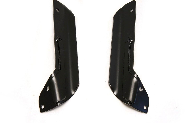 Mutazu Black Sissy Bar Backrest /& Luggage Rack for Honda CTX700N SB-20