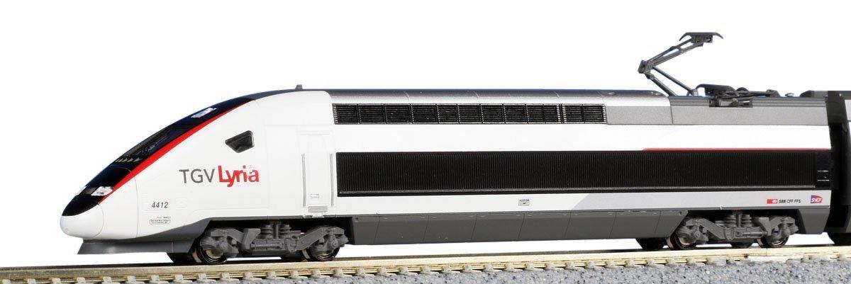 KATO Nゲージ TGV Lyria リリア 10両セット 10-1325 鉄道模型 電車 B0194ROBDG