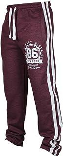 Fashion Drawstring Pants Loose Sweatpants Men's Sport Jogging Fitness Pant Casual SWPS