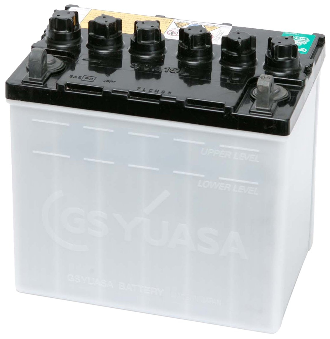 GS YUASA [ ジーエスユアサ ] 農業機械用 バッテリー [ 国産車 ] GYN 80D26R B008UJ3MDU