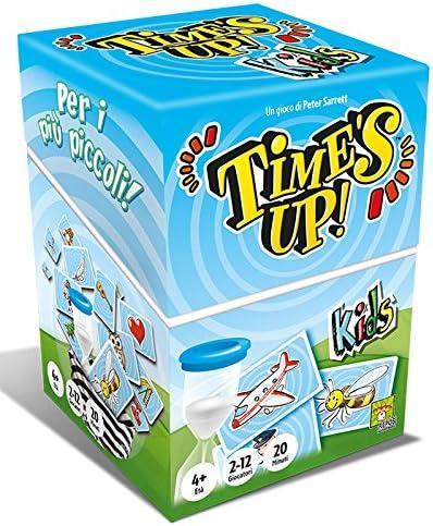 Asmodee 8214 Times Up Kids - Juego de Mesa: Amazon.es: Juguetes y juegos