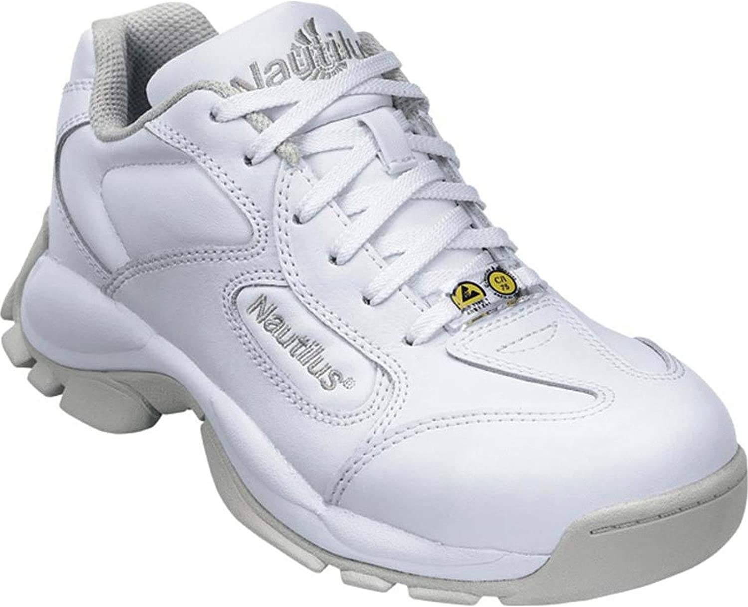 New In Box Nautilus Womens Steel Toe Work Shoes ESD Safety Toe Multiple Sizes