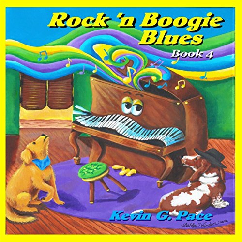 Boogie Music Book (Rock 'n Boogie Blues Book 4)
