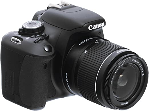 Canon EOS 600D Rebel T3I EOS KISS X5 18-55 / 3.5-5.6 EF-S IS II ...